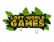 Lost World Games Logo