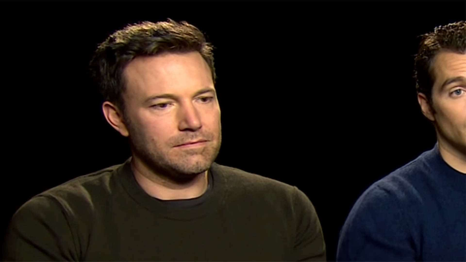 Batman V Superman - Sad Affleck