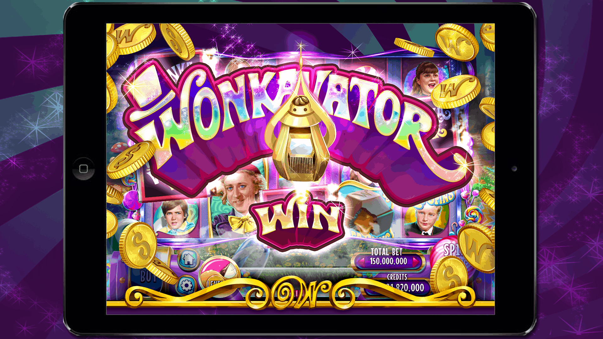 Willy Wonka Zynga