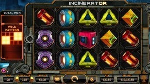Yggdrasil Incinerator Screenshot 1
