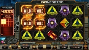Yggdrasil Incinerator Screenshot 2