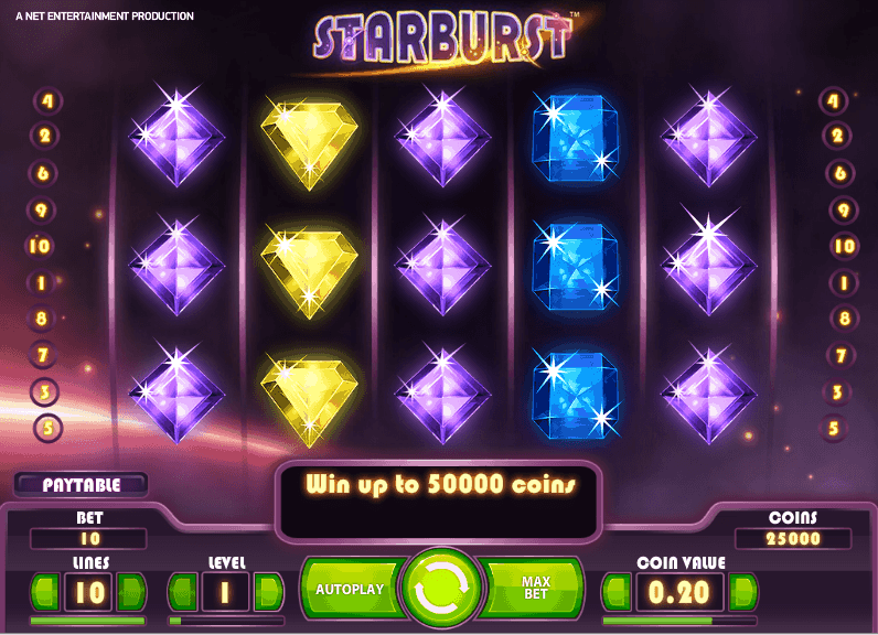 Starburst Screenshot 1