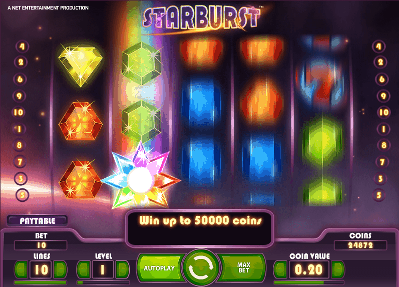 Starburst Screenshot 4