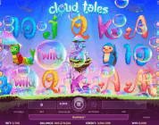 iSoftBet Cloud Tales Screenshot
