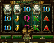 iSoftbet Skulls of Legend Video Slot