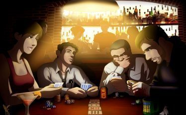 Heavy Rain Poker Night