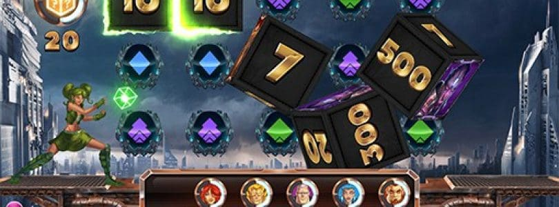 New Yggdrasil slot Super Heroes saves the day. Blockbuster title launches alongside comic book and network tournament