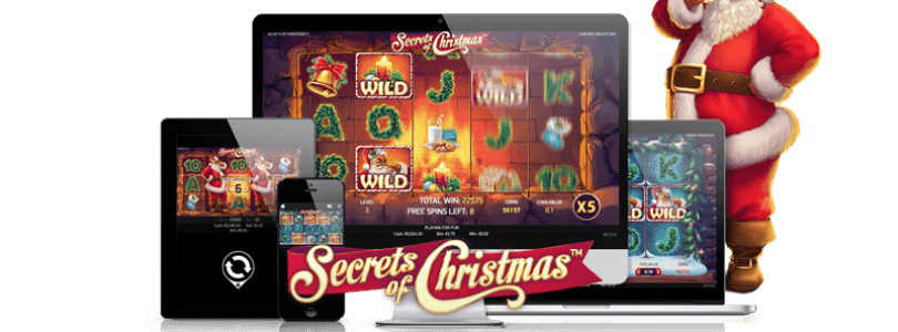 NetEnt gets into the festive spirit with launch of Secrets of Christmas™