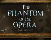 Microgaming is making an online slot based on the The Phantom of the Opera