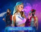 Diamond Vapor Slot by Endorphina