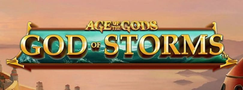 Playtech Age of Gods - God of Storms