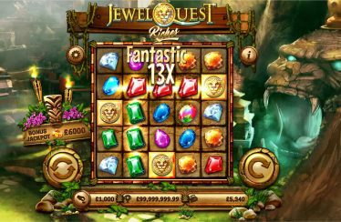 Jewel Quest Riches - Old Skool Studios