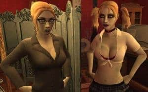 Vampire the Masquerade - Voerman Sisters