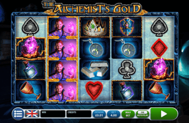 2BY2 Alchemist Gold