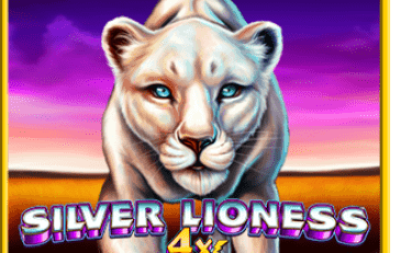 Lightning Box Games - Silver Lioness4x