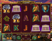 Betsoft - The Golden Owl of Athena
