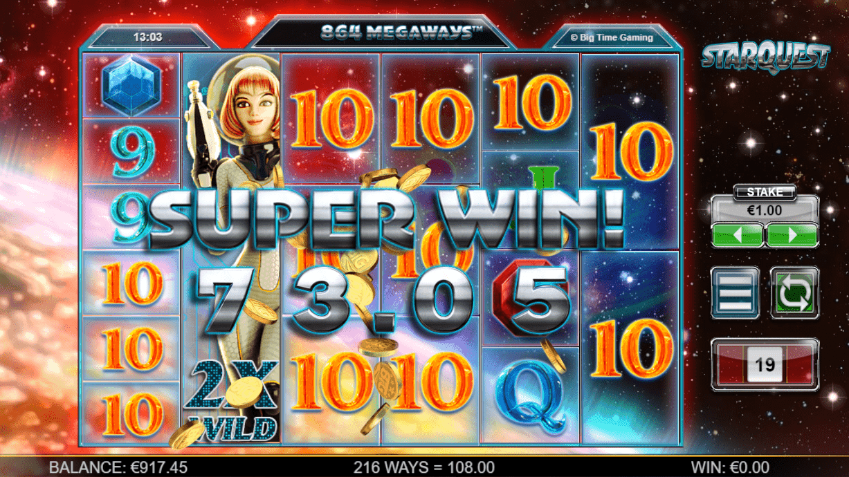 StarQuest - WIN - Super
