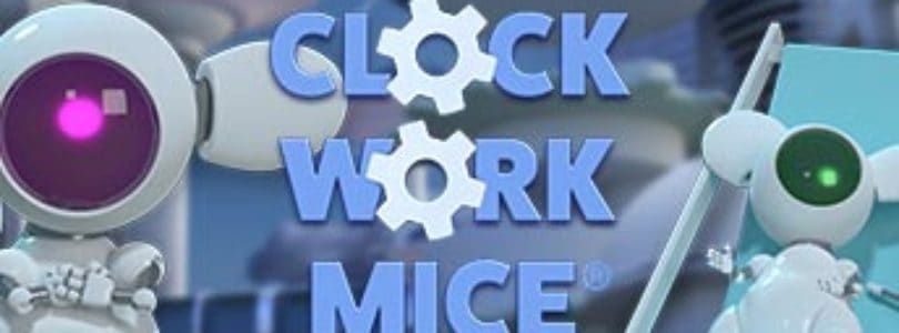 Blast off into the futuristic world of Clockwork Mice