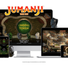 NetEnt announces the release of Jumanji, a first of its kind online video slot