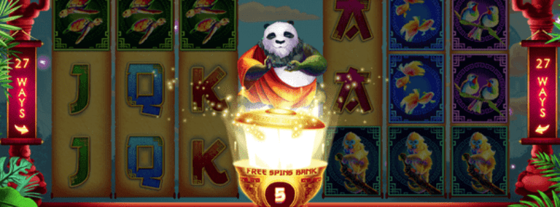 iSoftbet - The Dalai Panda