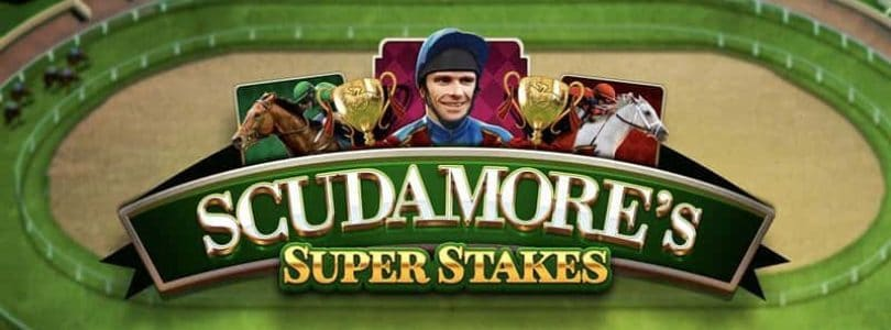 NetEnt - Scudmore's Super Stakes
