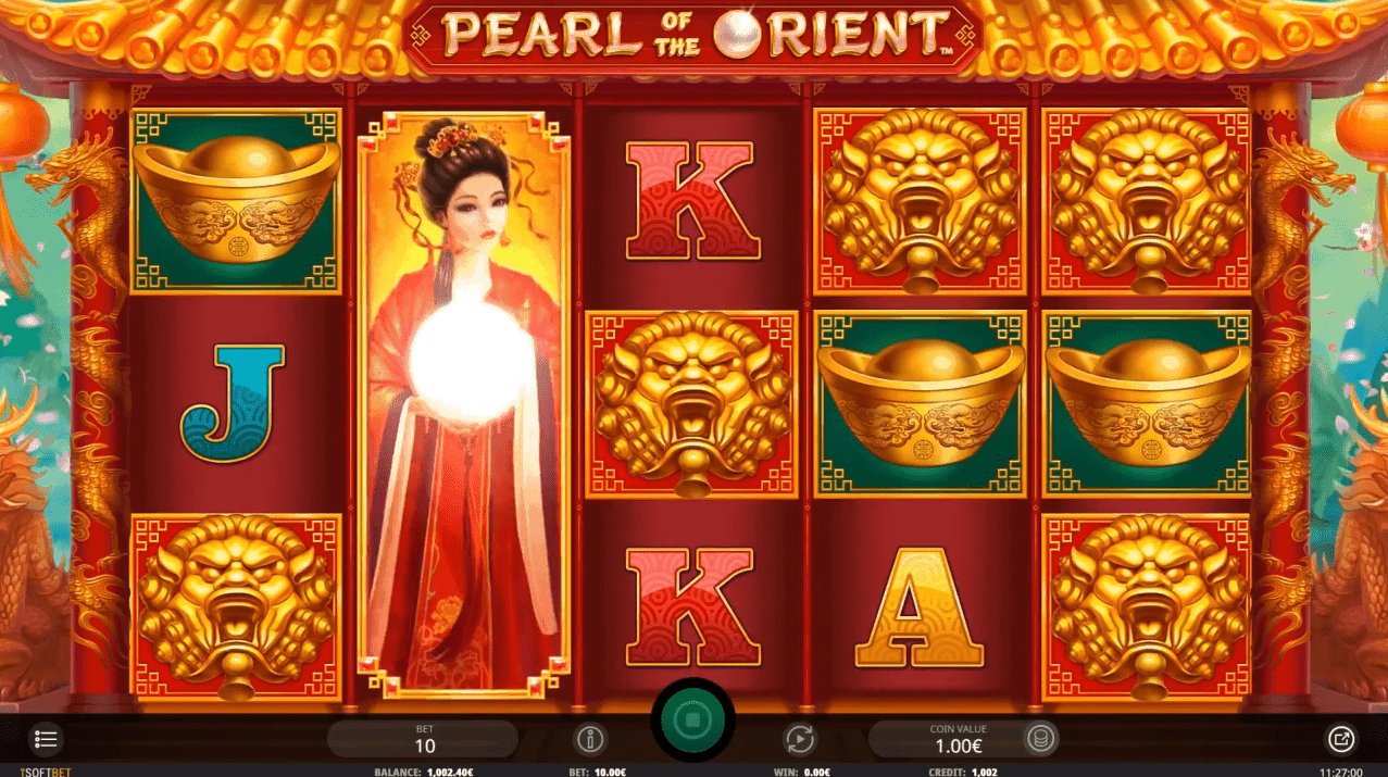 isoftbet - Pearl of the Orient