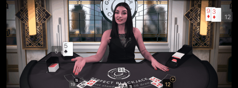 NetEnt - Live Perfect Blackjack