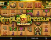 Blueprint - Temple of Treasure Megaways
