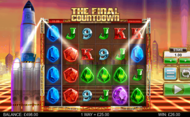 Relax Gaming - Final Countdown