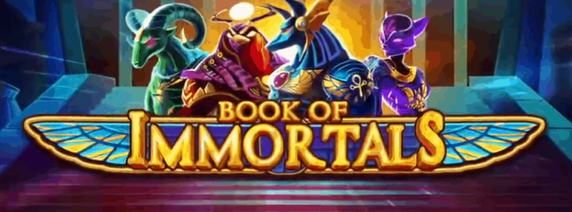 iSoftbet - Book of Immortals