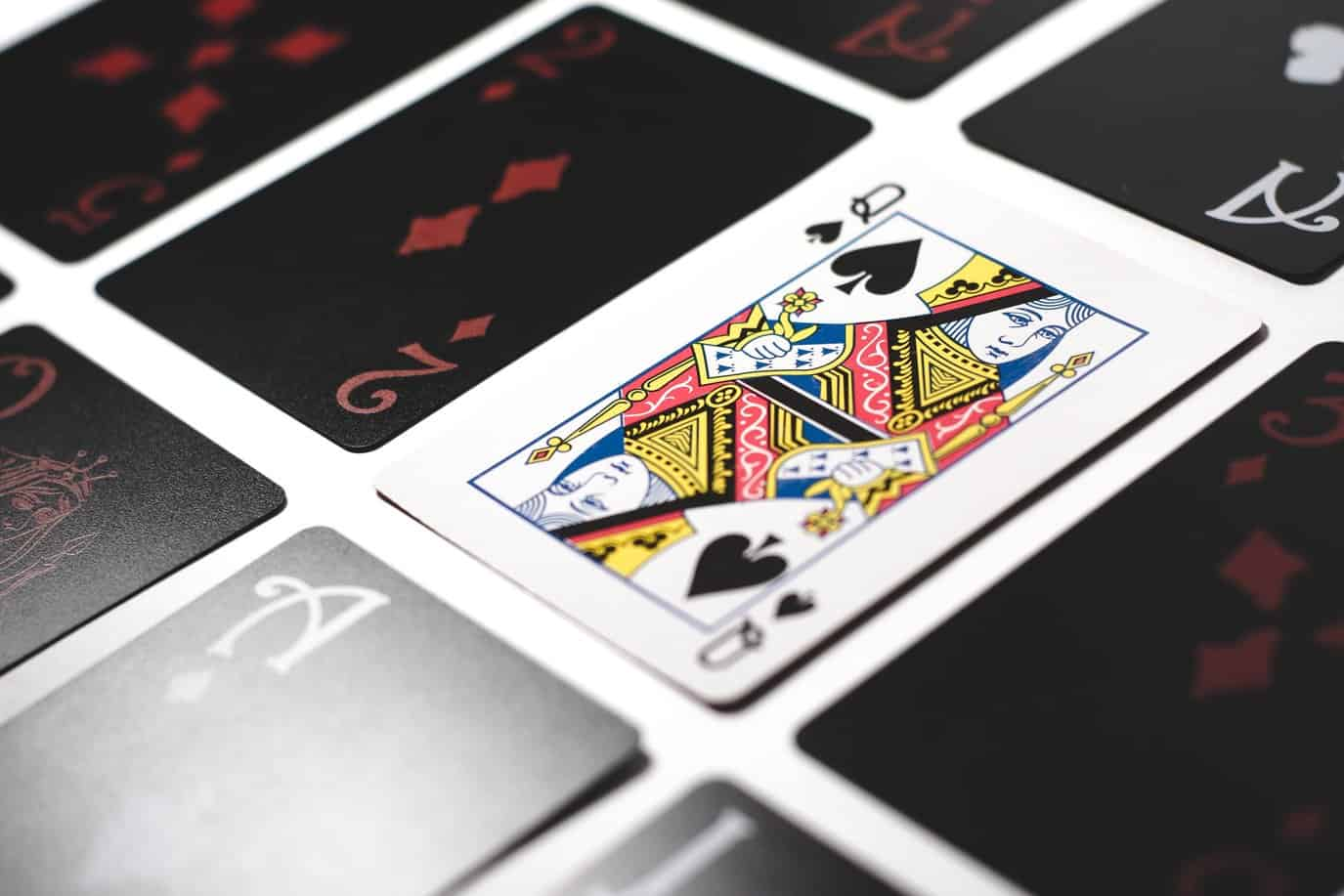 Table games explained - cards image.