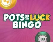 Read on for our Pots of Luck Bingo review.