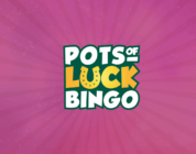 Pots of Luck Bingo review.