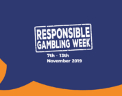 Responsible Gambling Week logo.